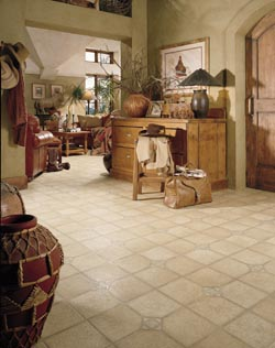 Luxury Vinyl Tile in Wenatchee, WA